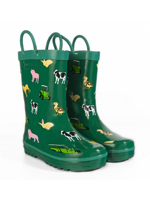 Tractor Ted Wellies, Baby Animals