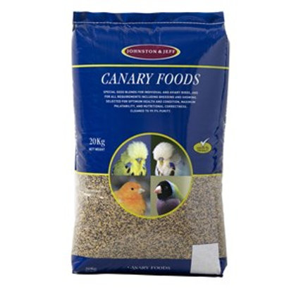 Johnston & Jeff Favourite Mixed Canary Seed