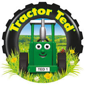 Tractor Ted DVD All About Harvesters