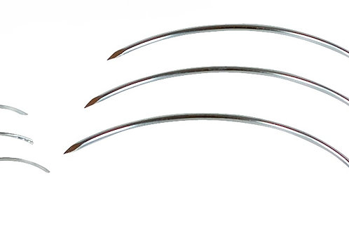 Suture Needles No. 4 60mm Pack of 12