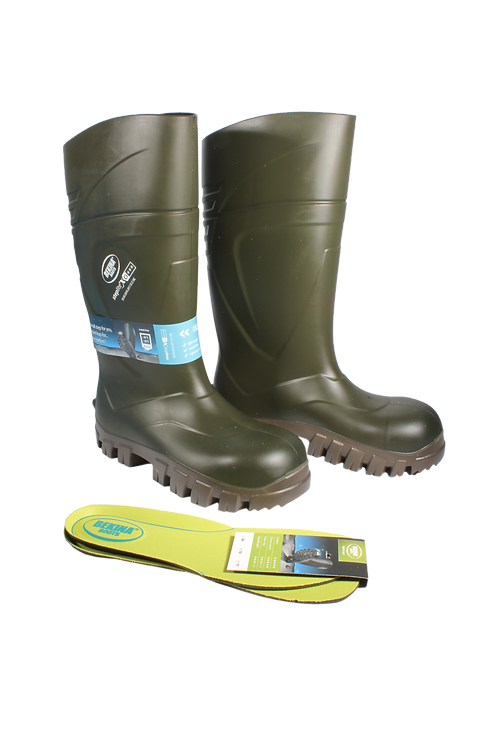 Bekina Steplite XCi Safety Toe Boots