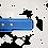 "Thumbnail: Equisential Nylon Headcollar 3/4"""