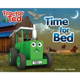 Tractor Ted Story Book Time For Bed