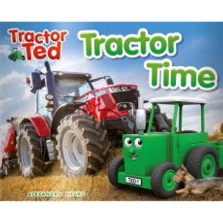 Tractor Ted Picture Book Tractor Time