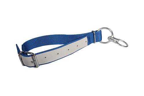 Calf Collar Blue Nylon 0.8m