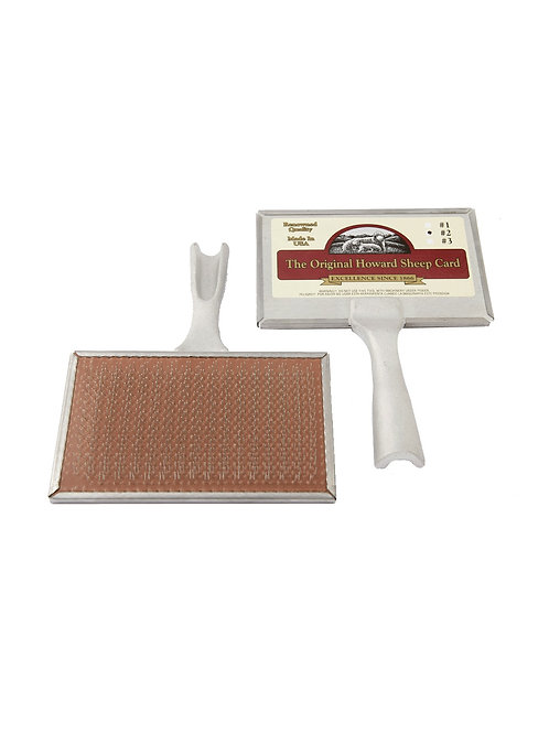 Carding Comb No.2 Light Fleece