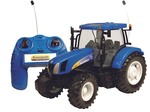 Remote Controlled New Holland T6070