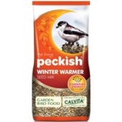 Peckish Complete Winter Warmer High Energy Seed Mix