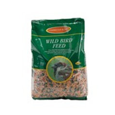 Johnston and Jeff Wild Bird Food