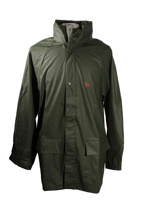 Monsoon Neoprene Jacket Dark Green