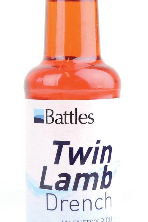 Twin Lamb Drench