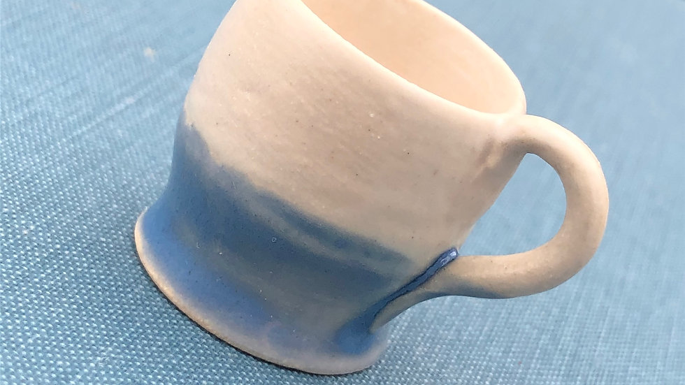Teeny Teacup - Hand Thrown Pottery - Mini Cup