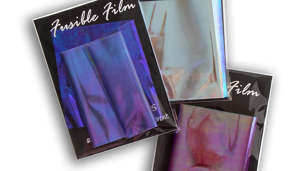 Choice of Three packs of Fusible Film