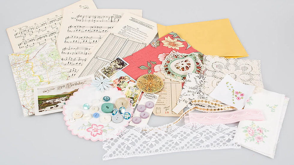 Mixed Vintage Inspiration Pack