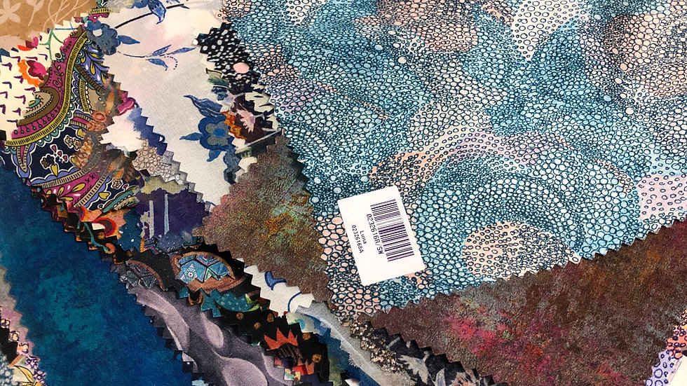 Liberty Fabric Samples Stash Pack - 125g of beautiful mixed styles