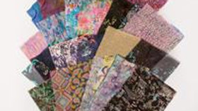 Floaty Liberty Fabric Samples Stash Pack - 50g of beautiful floaty styles