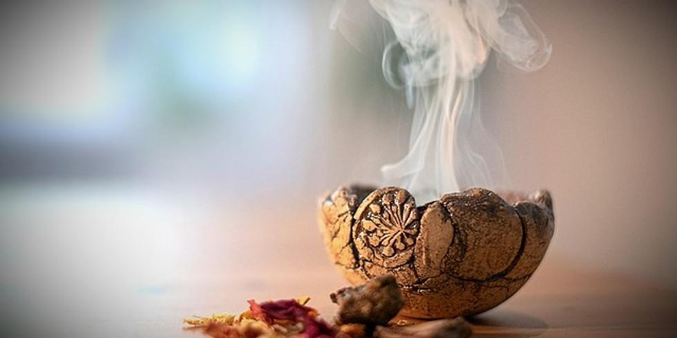 Sacred Rituals & Self Healing: Level 1, Week 3