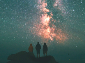 Holding Space and the Universe