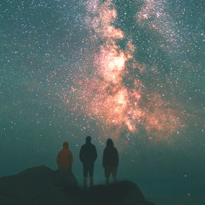 Holding Space and the Universe: Part 3 of 3 articles