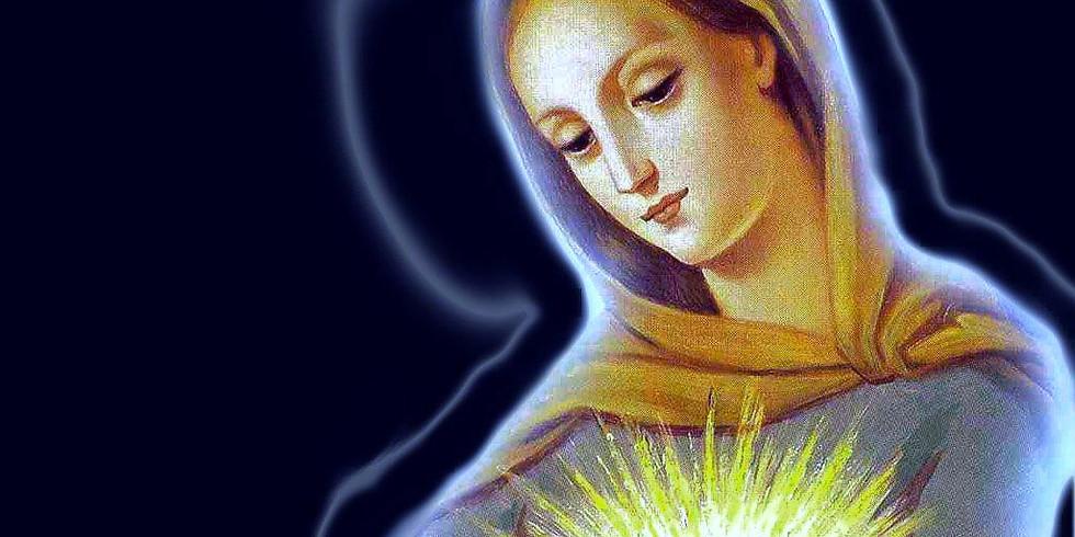 Mother Mary Meditation Program