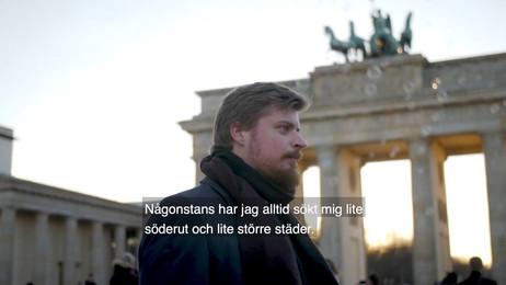 Matix ledde Micael till Berlin