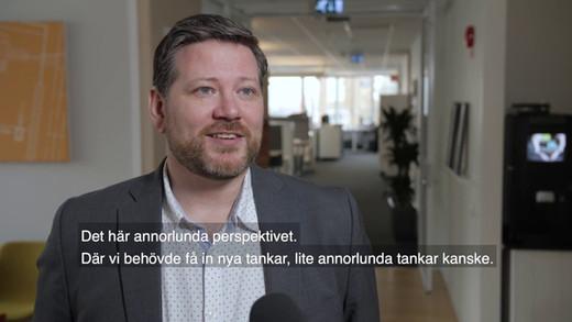 Bengt Dahlgrens AB om hur Matix gav nya perspektiv