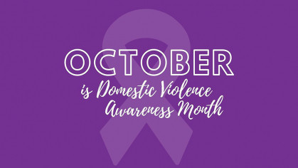 Genesis House campaigns brings awareness to domestic violence.