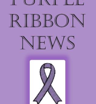 Purple Ribbon News - January 2021