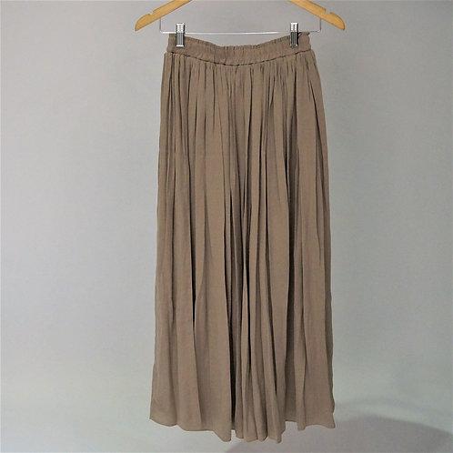 Anna Antique Gather Skirt - 古典風皺褶長裙