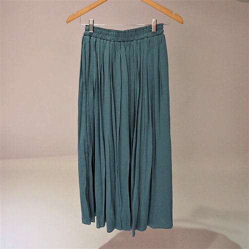 Anna Antique Gather Skirt - 古典風皺褶長裙