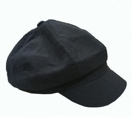 Linen Casquette - 亞麻布帽子