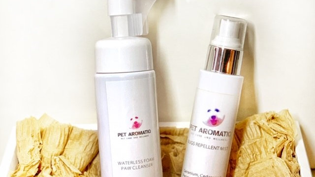 Paw Cleanser and Mist