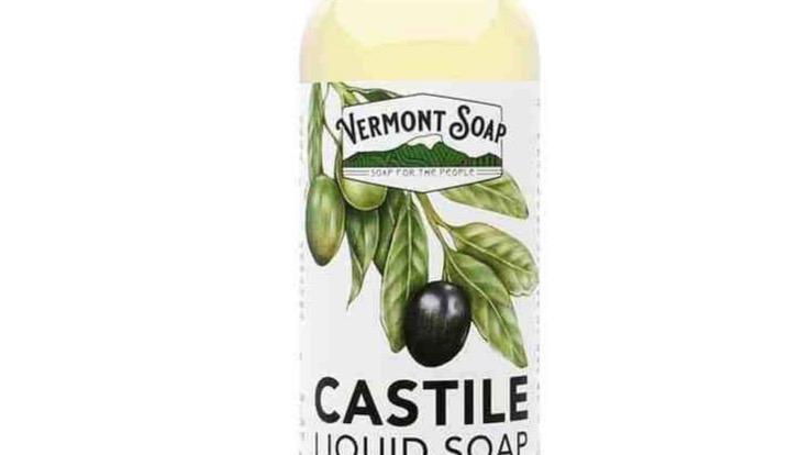 Lavender Ecstasy Castile Liquid Soap
