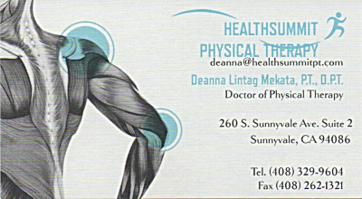 Dr. Mekata's business card.