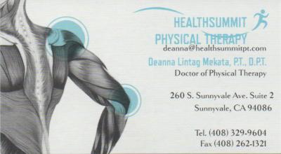 Dr. Mekata's business card.