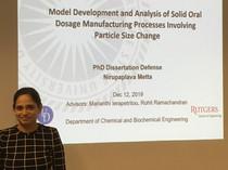 Congratulations Dr. Metta!