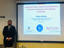 Congratulations Dr. Athaley!