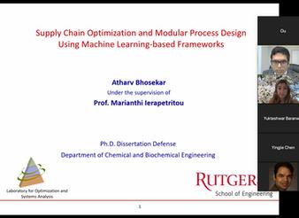 Congratulations Dr. Bhosekar