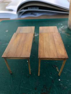 Tables for Katrina Lindsay
