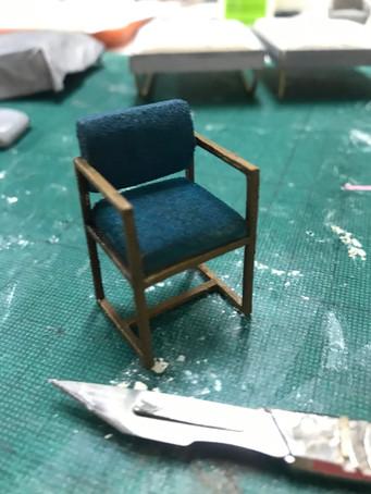 Chair for Chloe Lamford