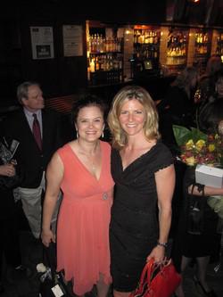 Mac Awards w/Julie Reyburn