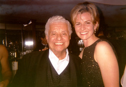 With the fabulous Tito Puente