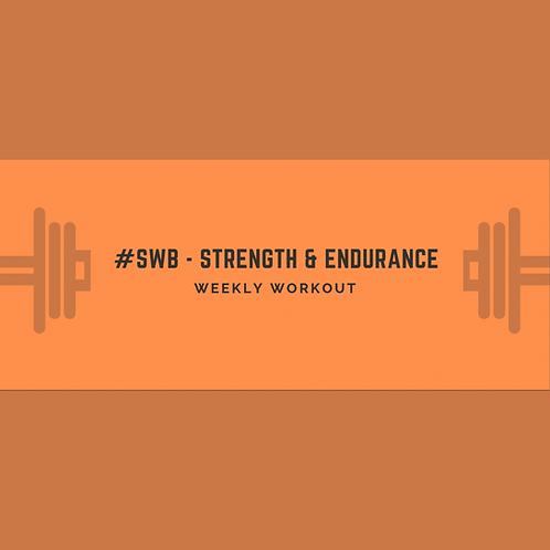 Bayo's Strength & Endurance Bundle