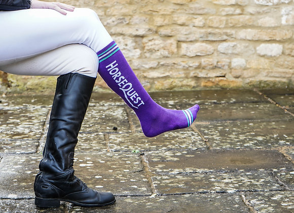 HorseQuest Riding Socks