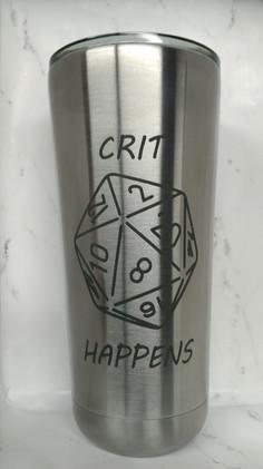 Crit Happens!