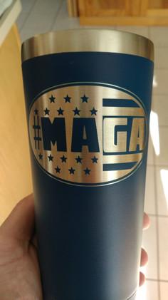 MAGA cup