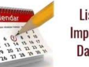 राष्ट्रीय दिवस, National Days