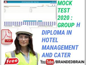 Polytechnic Hotel Management / Polytechnic se Hotel Management kaise kare /  Hotel Management Paper