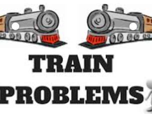 Attitude : Problems on train