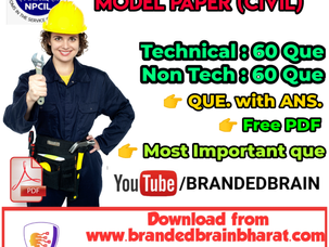 NPCIL SA PREVIOUS YEAR PAPER CIVIL 2020 PDF DOWNLOAD,NPCIL ST MODEL PAPER PAPER 2020 PDF,SA PRACTICE